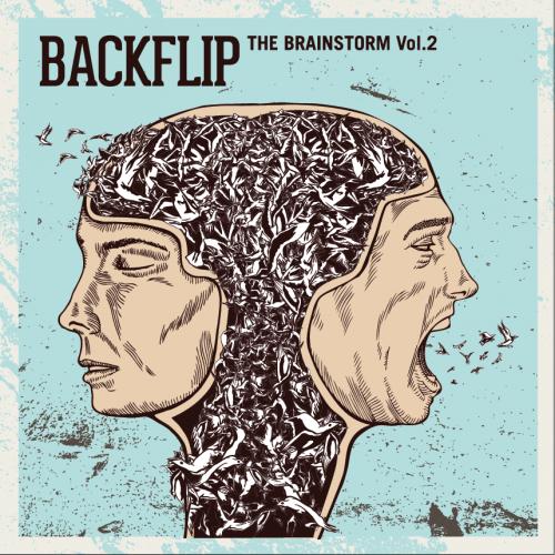 chronique Backflip - The Brainstorm vol.2