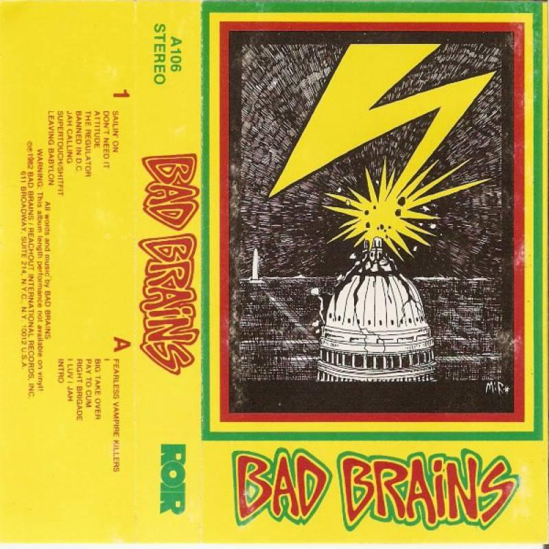 chronique Bad Brains - Bad Brains