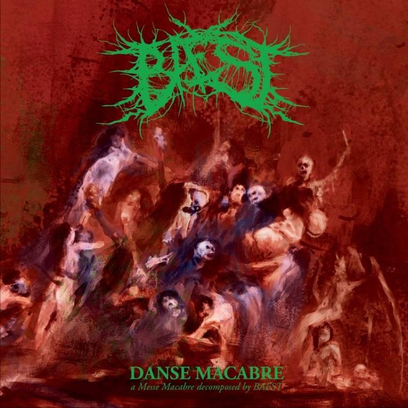 chronique Baest - Danse Macabre