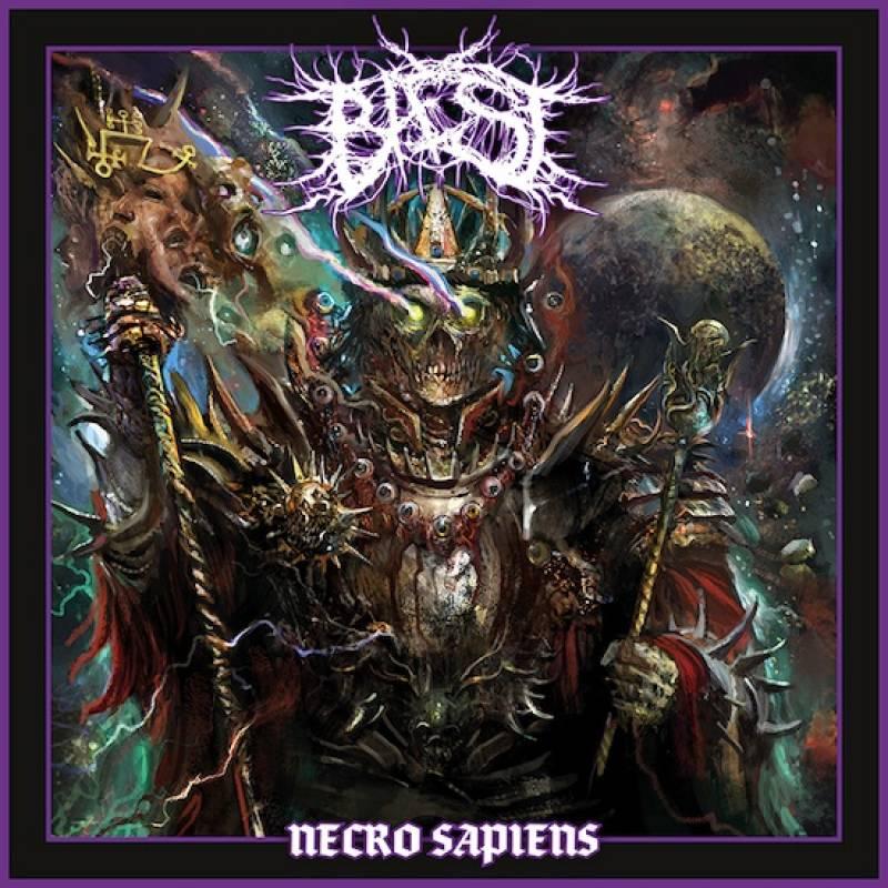chronique Baest - Necro Sapiens