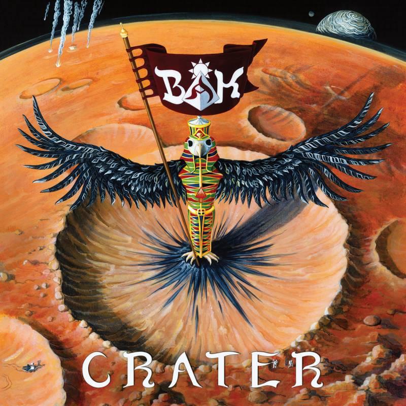 chronique Bak - Crater
