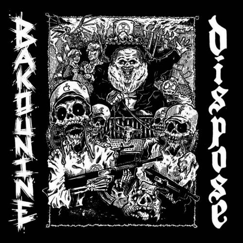 chronique Bakounine + Dispose - Split