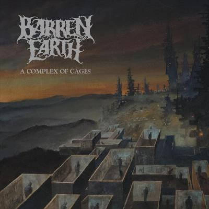 chronique Barren Earth - A Complex of Cages