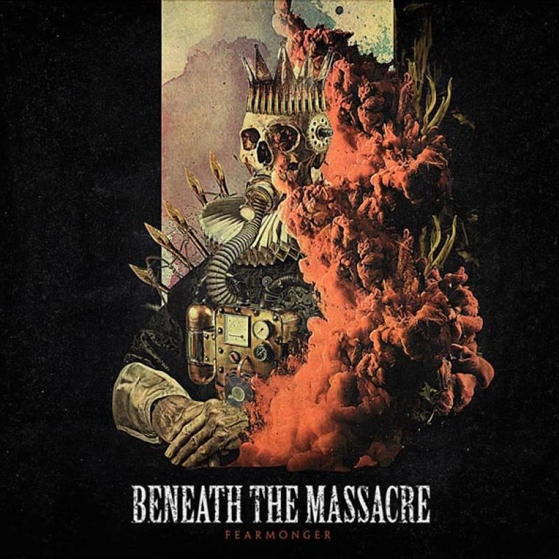 chronique Beneath The Massacre - Fearmonger