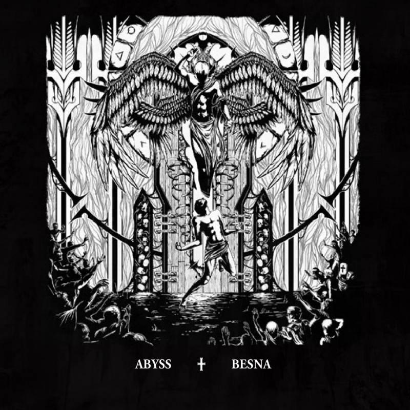 chronique Besna + Abyss (allemagne) - Split