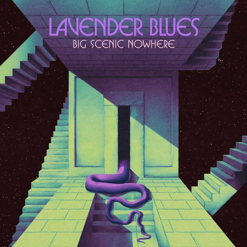 chronique Big Scenic Nowhere - Lavender Blues