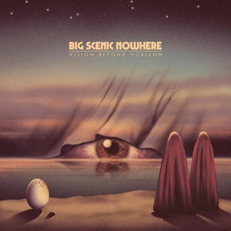 chronique Big Scenic Nowhere - Vision Beyond Horizon