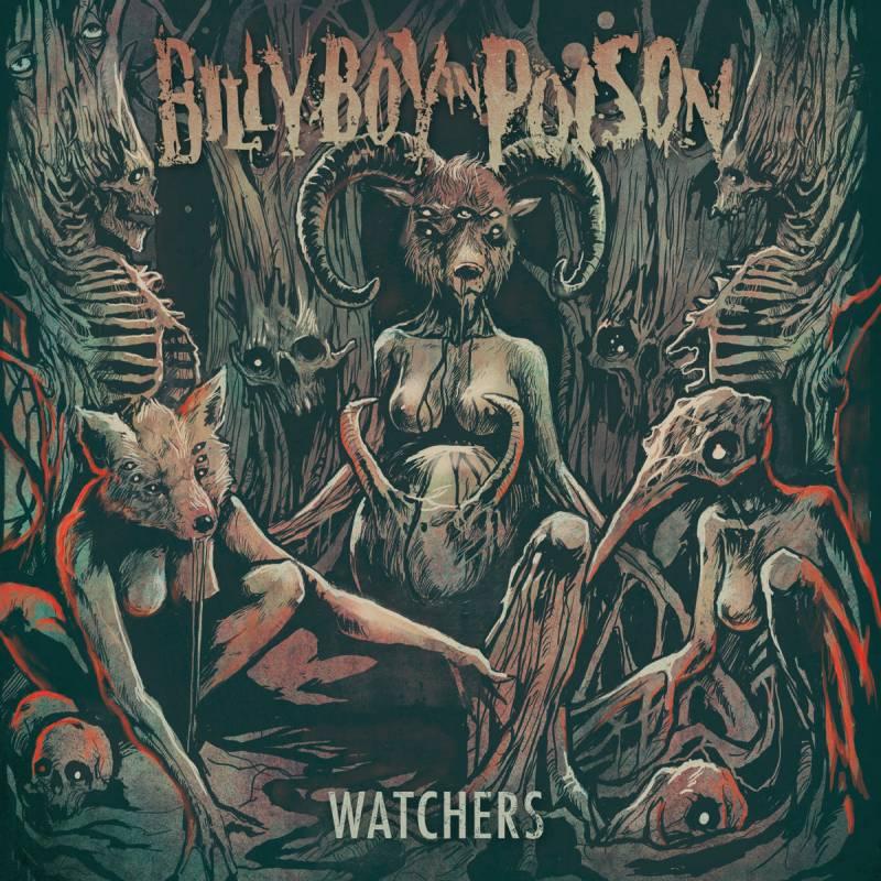 chronique Billy Boy In Poison - Watchers