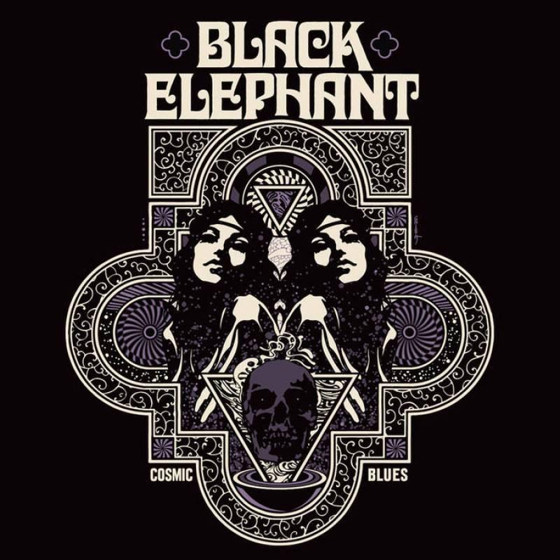 chronique Black Elephant - Cosmic Blues