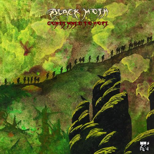 chronique Black Moth - Condemned To Hope