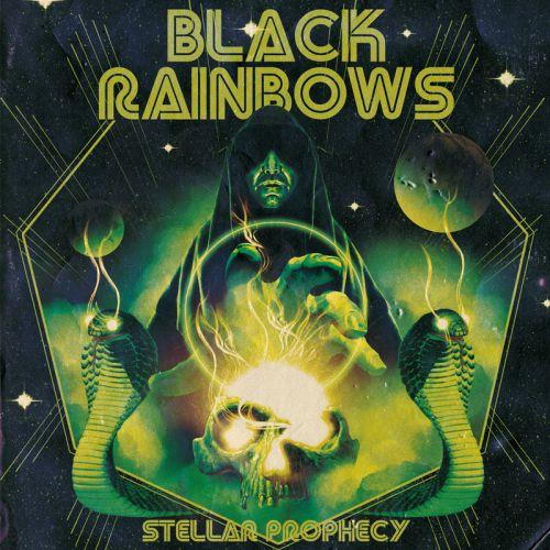 chronique Black Rainbows - Stellar prophecy