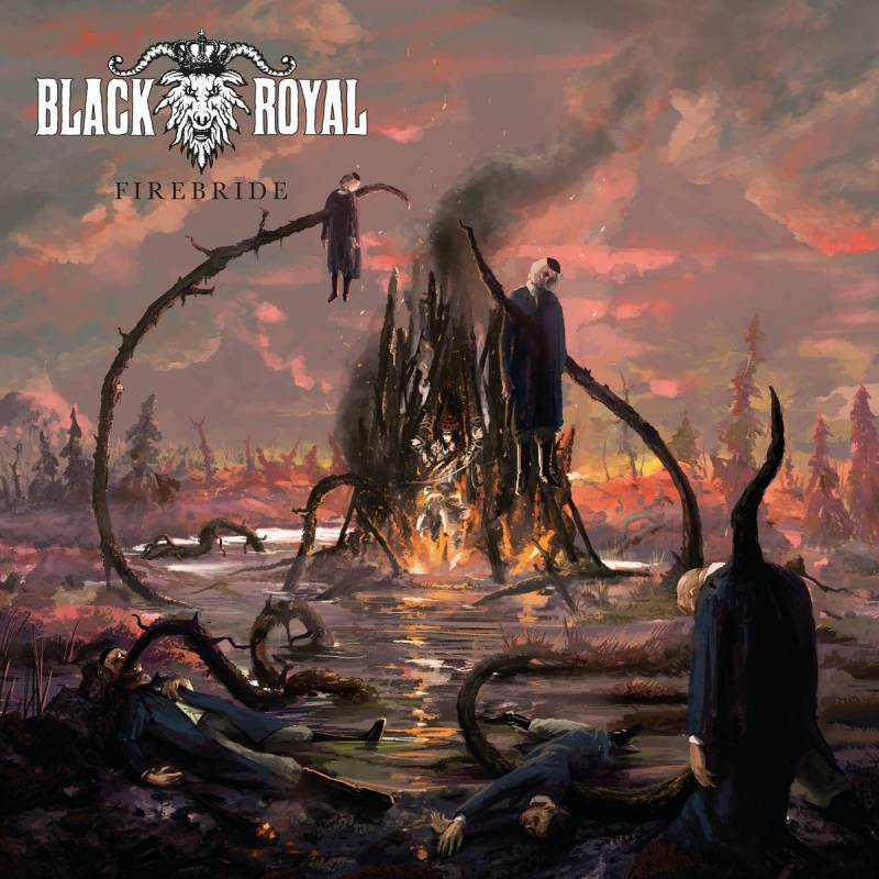 chronique Black Royal - Firebride