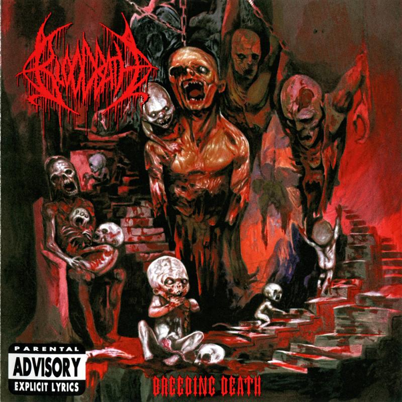 chronique Bloodbath - Breeding Death