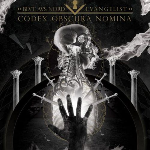 chronique Ævangelist + Blut Aus Nord - Codex Obscura Nomina
