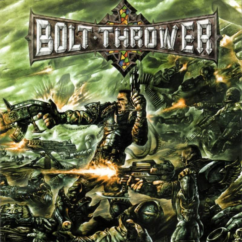 chronique Bolt-thrower - Honour - Valour - Pride