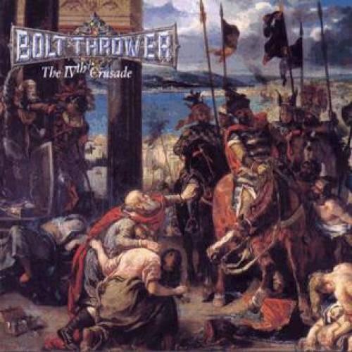 chronique Bolt-thrower - The IV Crusade