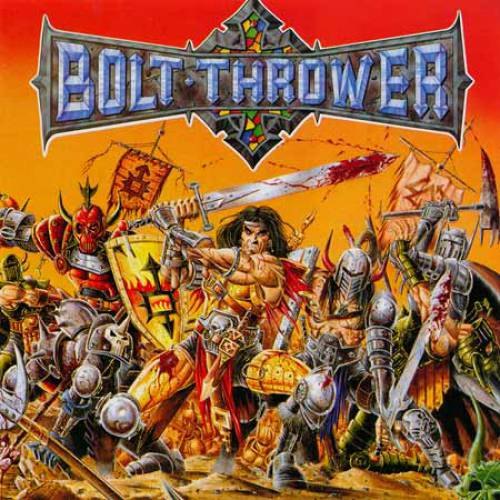 chronique Bolt-thrower - War Master