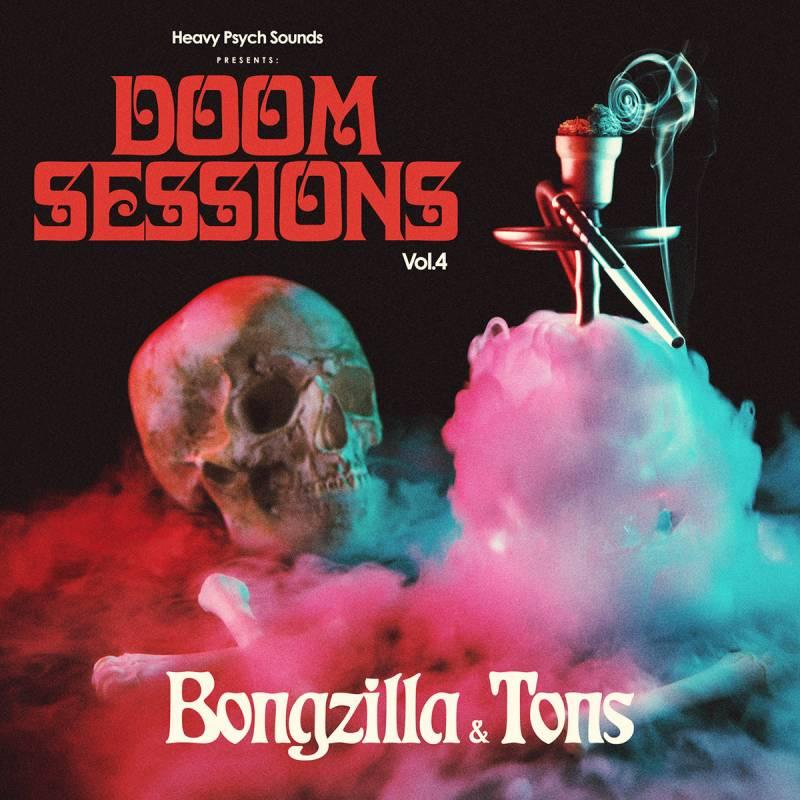 chronique Bongzilla + Tons - Doom Sessions Vol 4