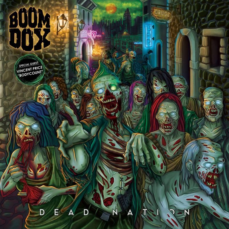 chronique Boom Dox - Dead Nation