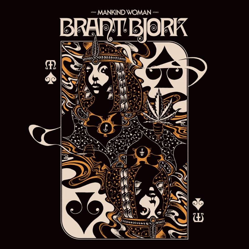 chronique Brant Bjork - Mankind Woman