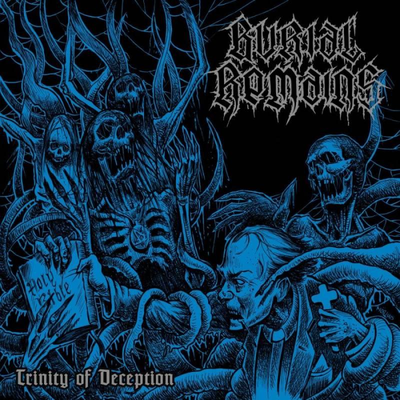 chronique Burial Remains - Trinity Of Deception
