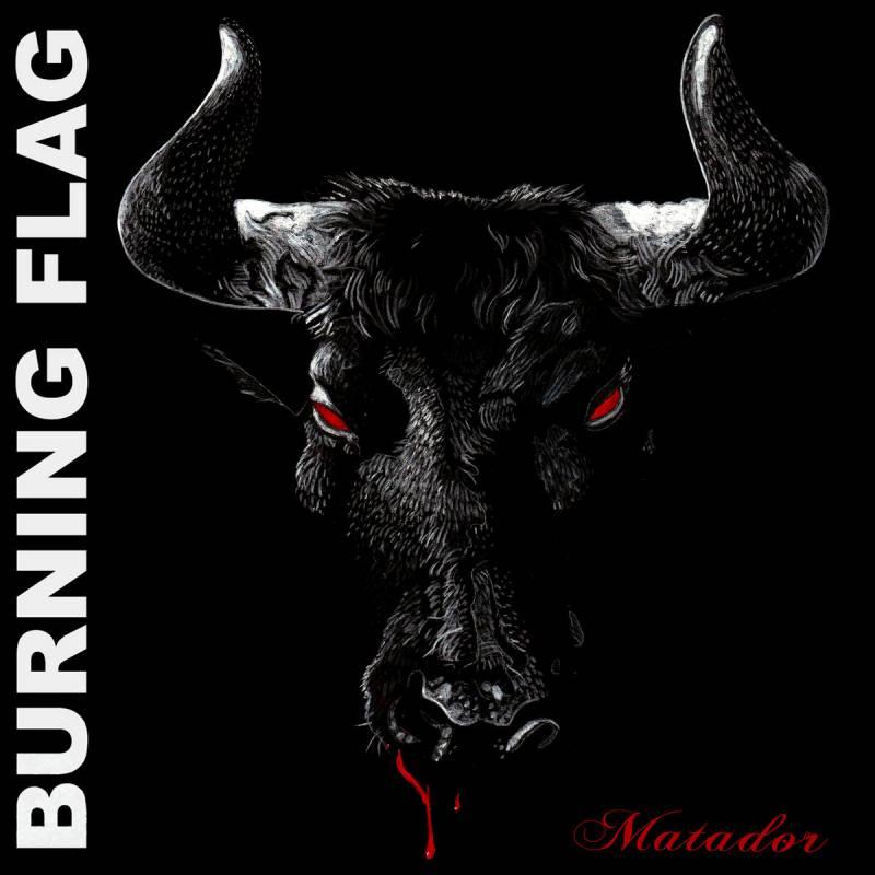 chronique Burning Flag - Matador