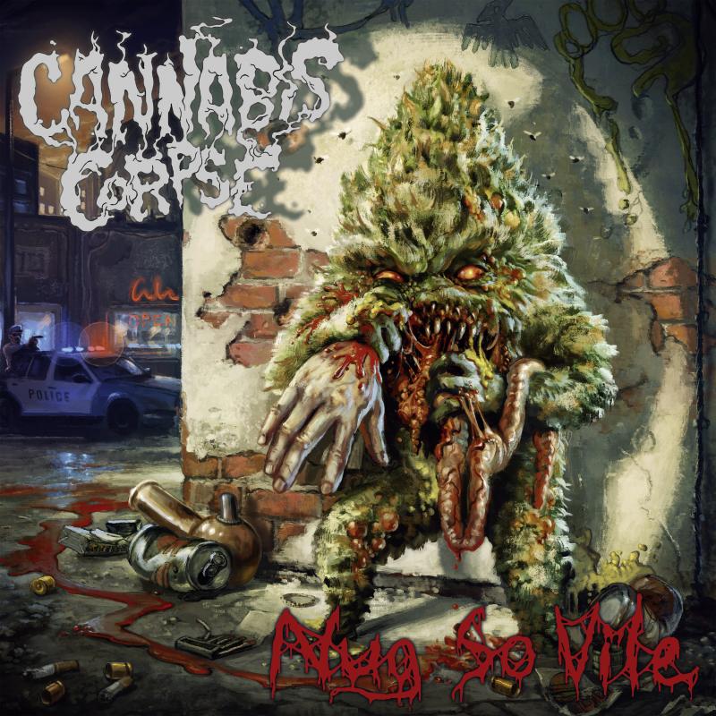 chronique Cannabis Corpse - Nug So Vile