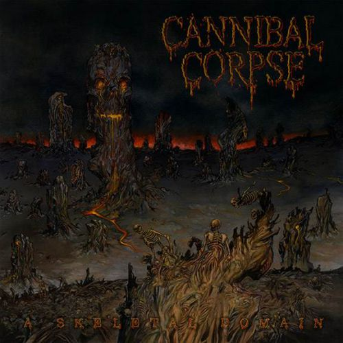 chronique Cannibal Corpse - A Skeletal Domain