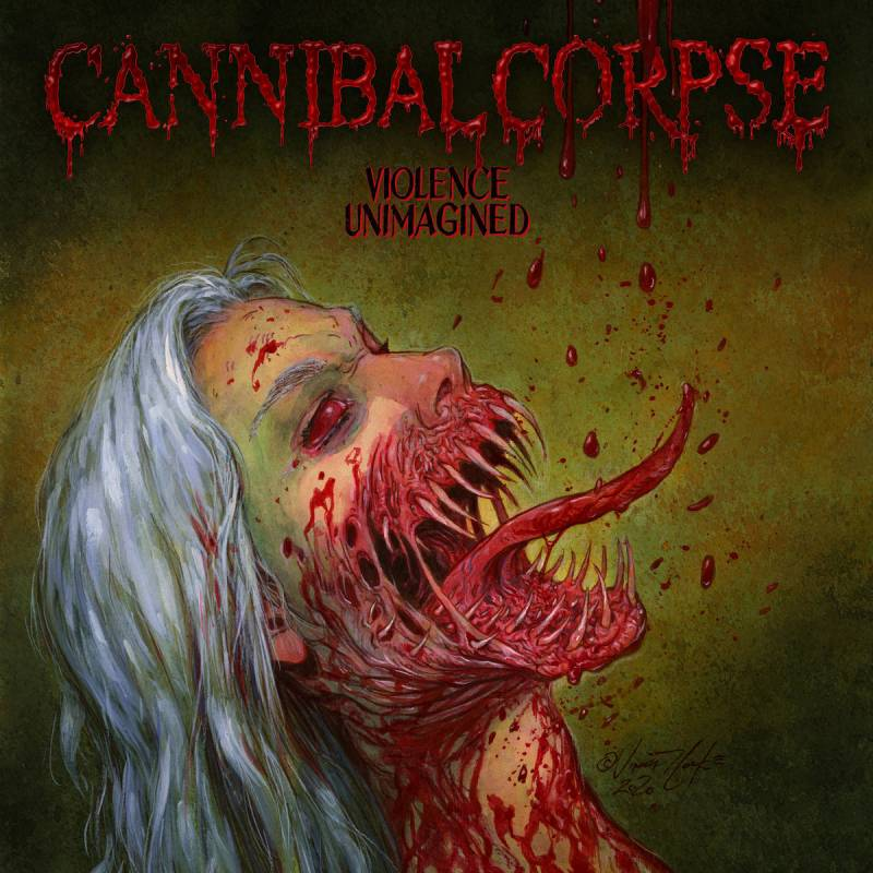 chronique Cannibal Corpse - Violence Unimagined