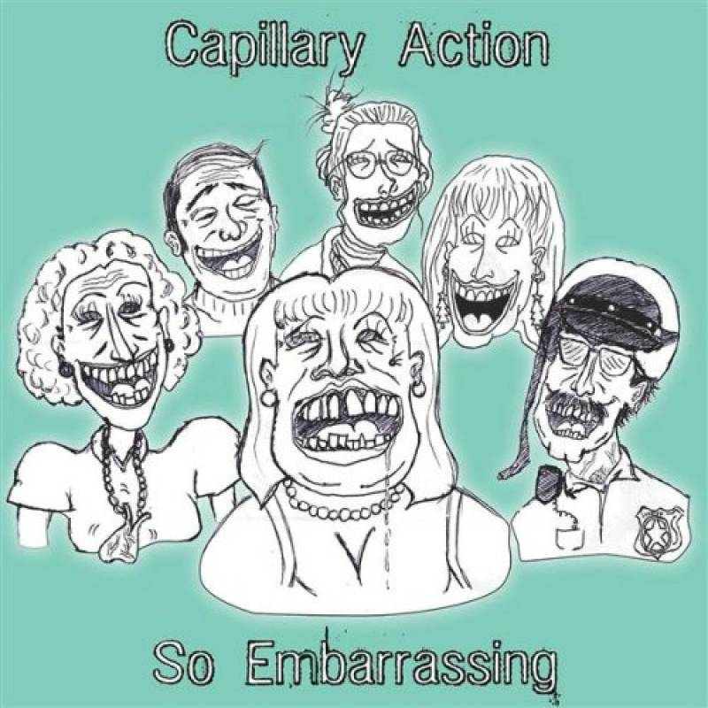 chronique Capillary Action - So Embarrassing