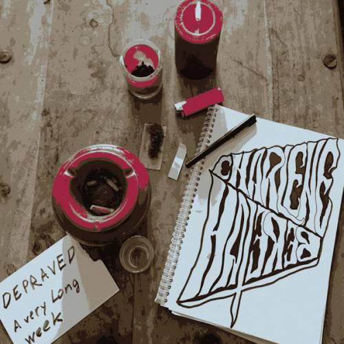 chronique Charlene Beretah - Depraved / A very long week