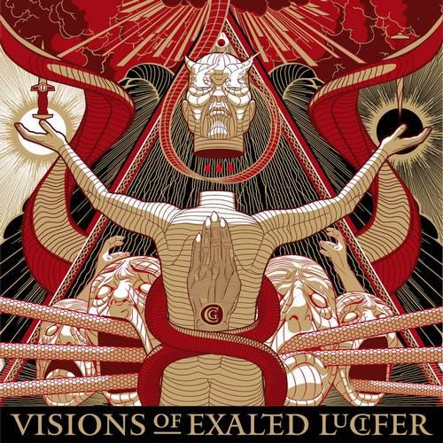 chronique Cirith Gorgor - Visions Of Exalted Lucifer