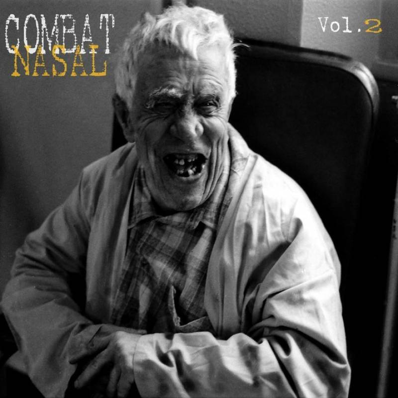 chronique Compilation - Combat Nasal vol.2