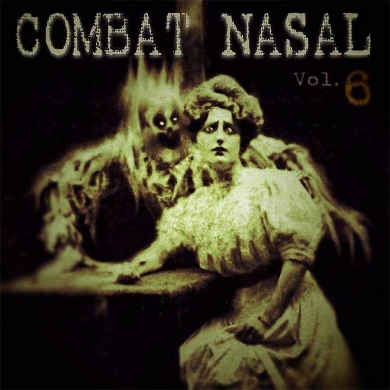 chronique Compilation - Combat Nasal vol.6