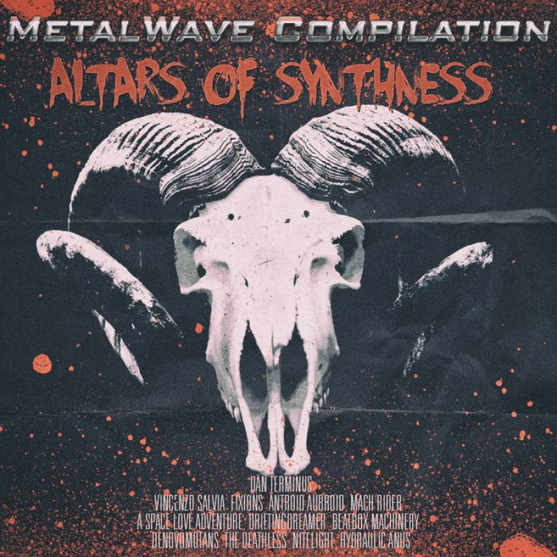chronique Compilation - Metalwave compilation - altars of synthness