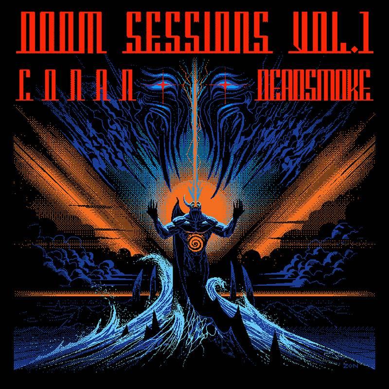 chronique Conan + Deadsmoke - Doom Sessions Vol 1