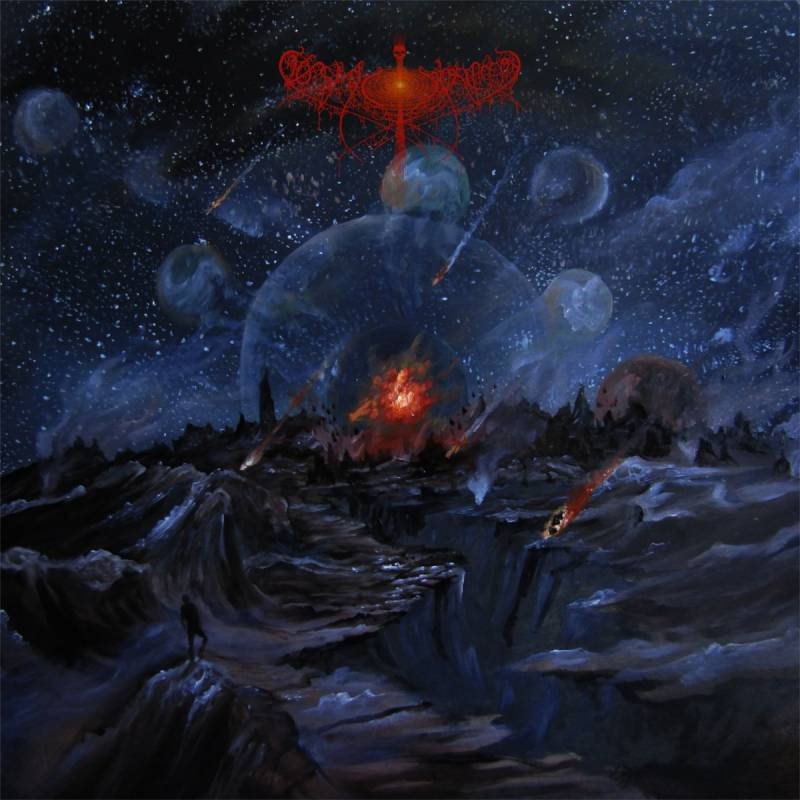 chronique Cosmic Putrefaction - The Horizons Towards Which Splendour Withers