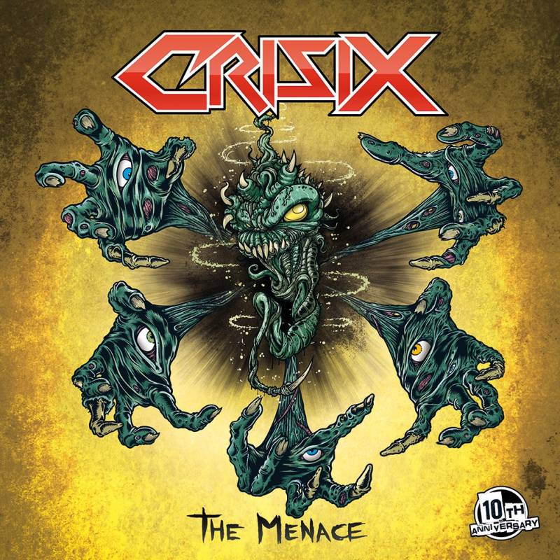 chronique Crisix - The Menace