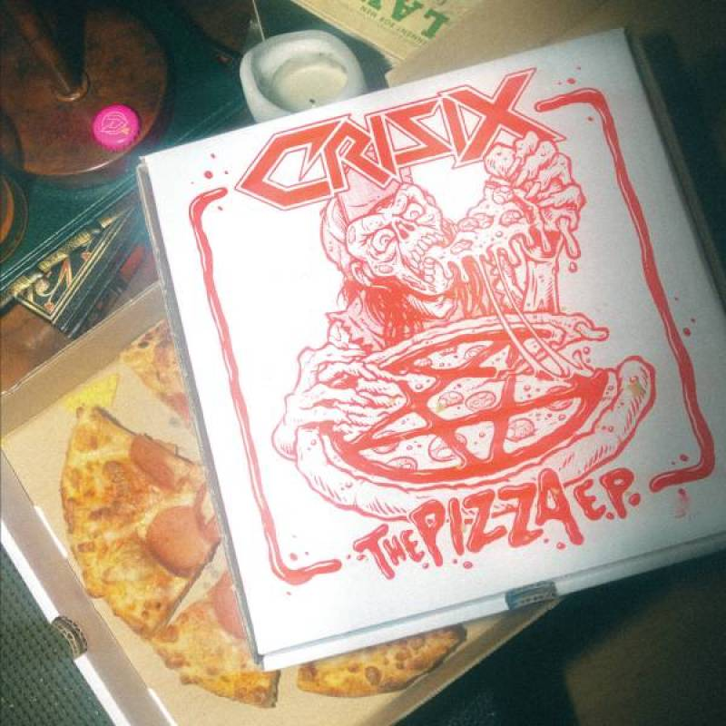 chronique Crisix - The Pizza EP