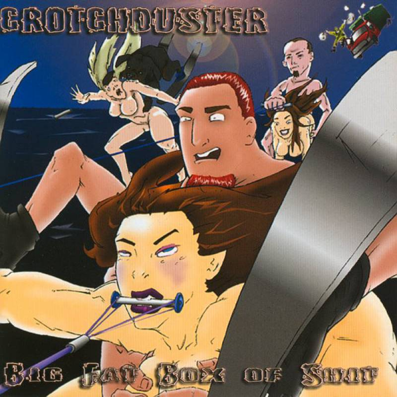 chronique Crotchduster - Big Fat Box of Shit