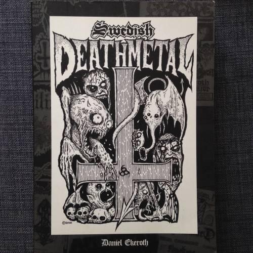chronique Daniel Ekeroth - Swedish Death Metal