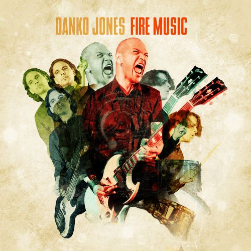 chronique Danko Jones - Fire music