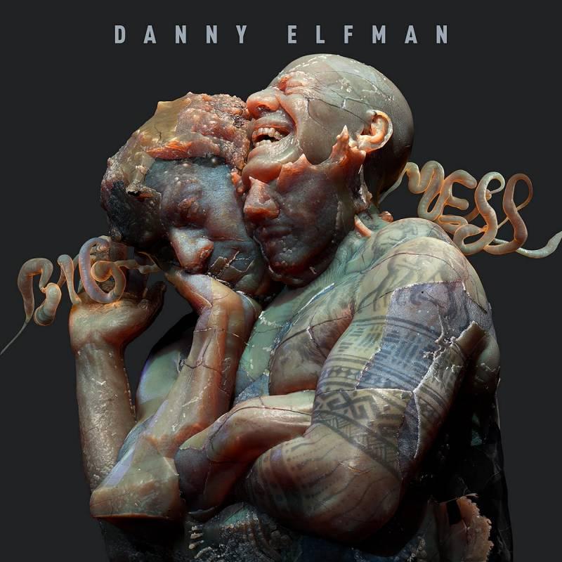 chronique Danny Elfman - Big Mess