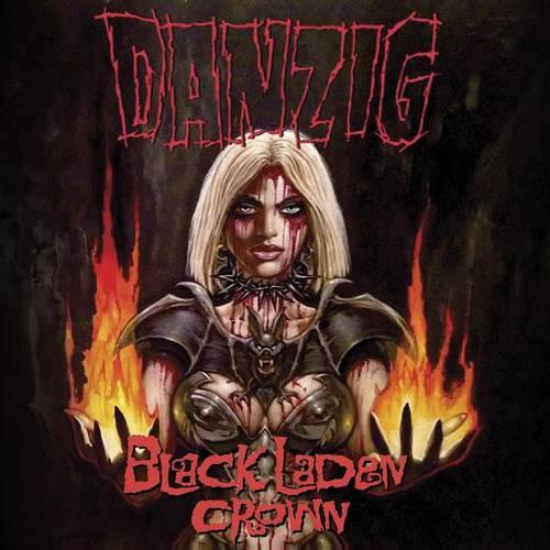 chronique Danzig - Black Laden Crown