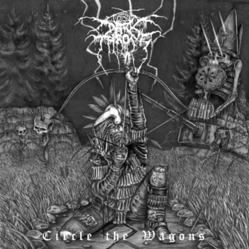 chronique Darkthrone - Circle the Wagons