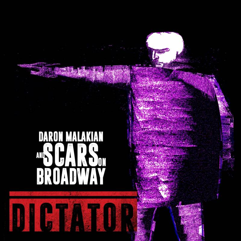 chronique Daron Malakian And Scars On Broadway - Dictator