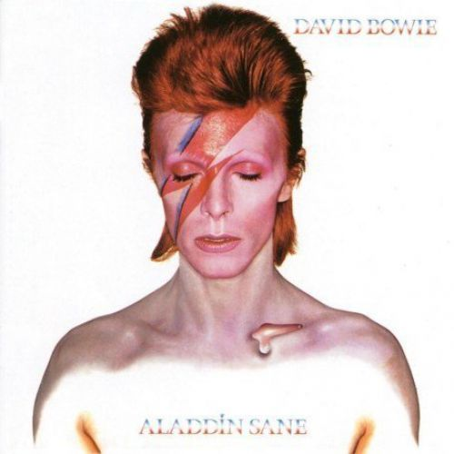 chronique David Bowie - Aladdin Sane