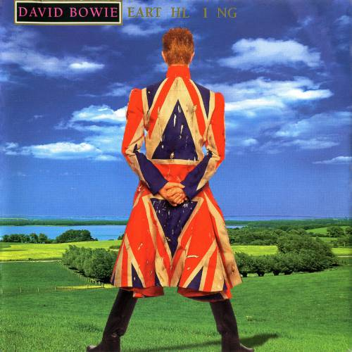 chronique David Bowie - EART HL I NG