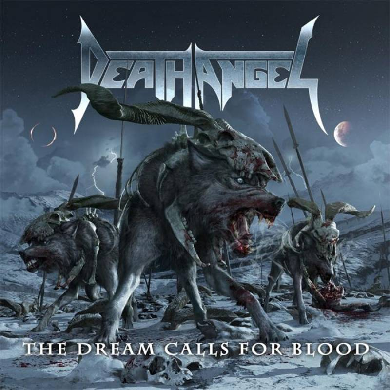 chronique Death Angel - The Dream Calls for Blood