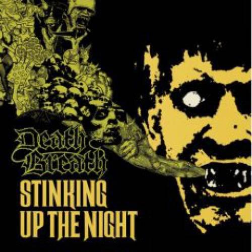 chronique Death Breath - Stinking Up The Night